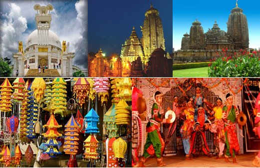 GOLDEN TRIANGLE OF ODISHA 3 Nights / 4 Days