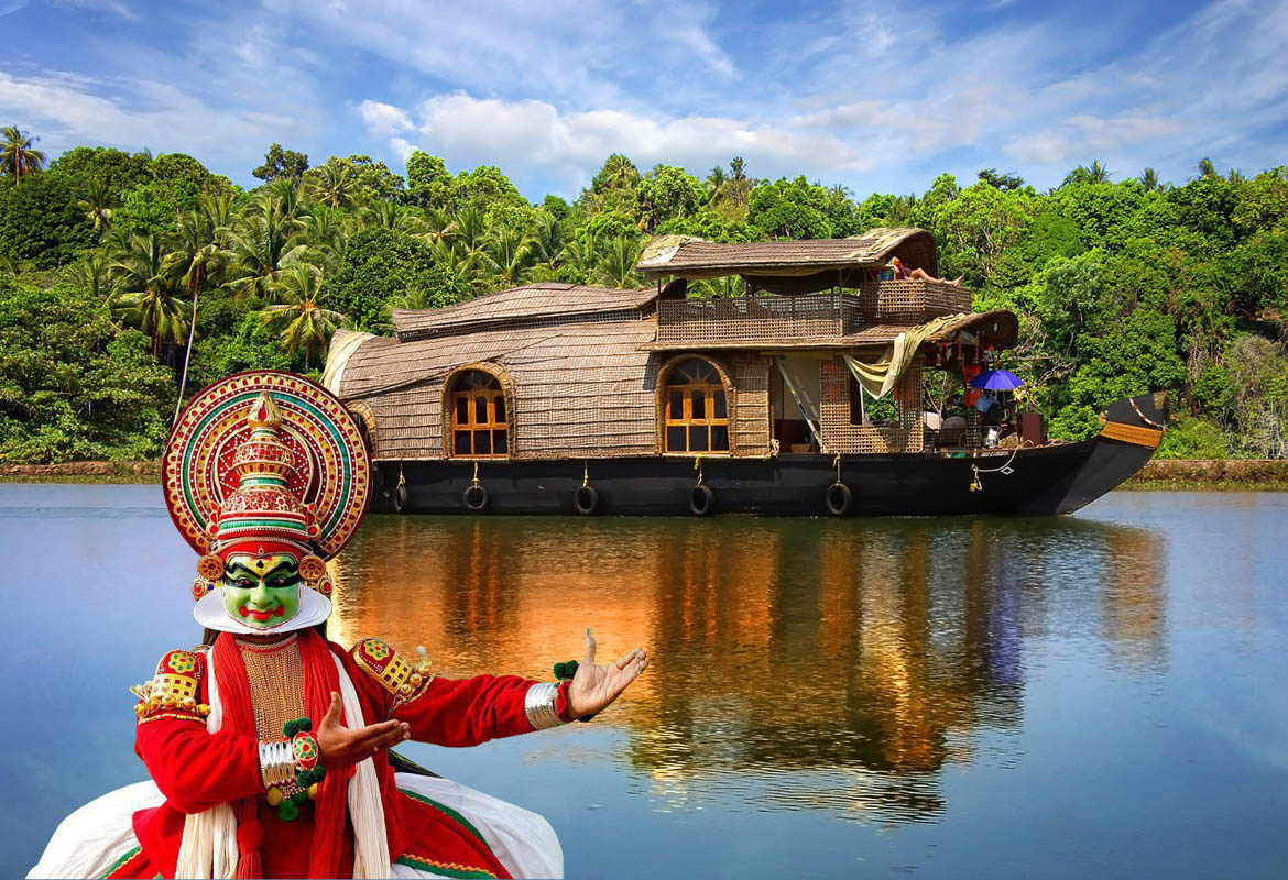 Tour to God's Own Country, Kerala